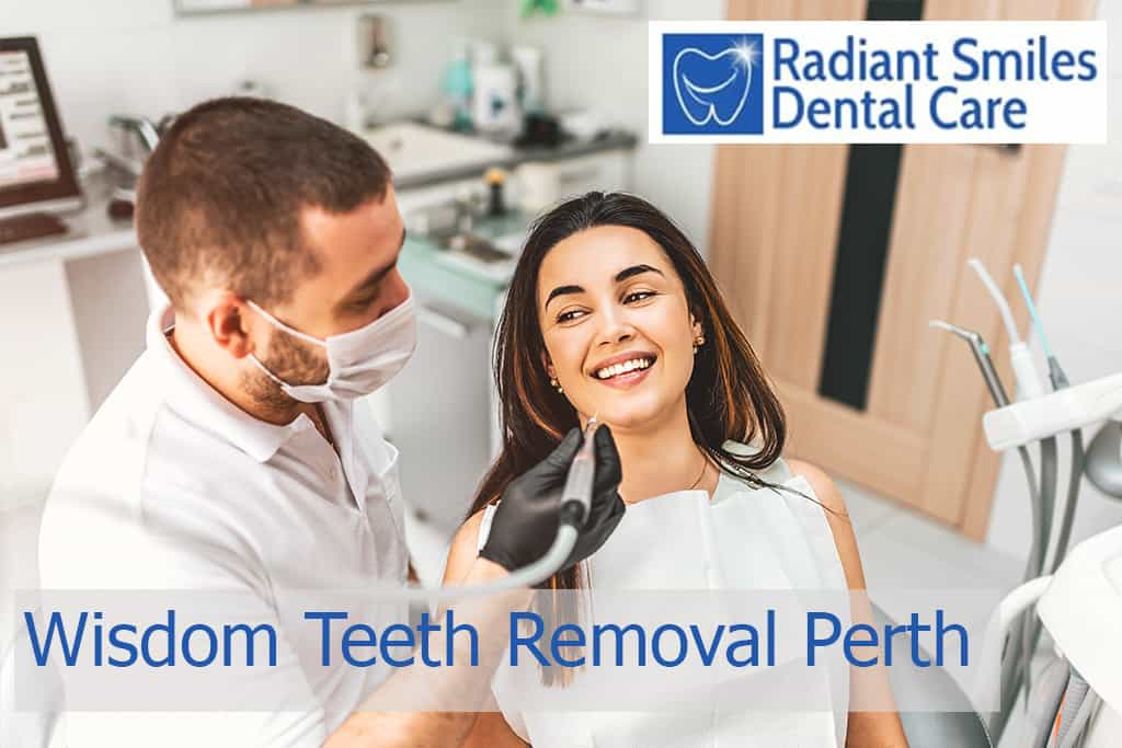 wisdom tooth extraction perth